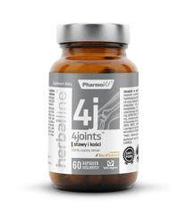 4joints na stawy i kości 60 kapsułek 28,24 g  (herballine)