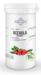 Acerola ekstrakt 100 kapsułek (600 mg)