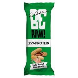 Baton proteinowy 25% słony orzech 40 g