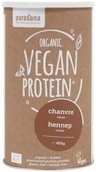 Białko konopne o smaku kakaowym bezglutenowe BIO 400 g