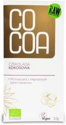 Czekolada kokosowa BIO 50 g