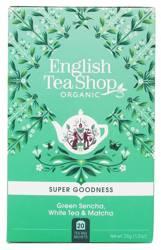 Herbata  zielona Sencha,biała i matcha (20x1,75) B