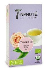 Herbata zielona różana romance me BIO (20 x 1,5 g) 30 g