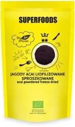 Jagody acai liofilizowane sproszkowane BIO 100 g
