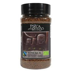 Kawa rozpuszczalna Titicaca espresso Pizca del Mundo BIO, 100g