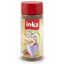 Kawa rozpuszczalna zbożowa z figami BIO 100 g