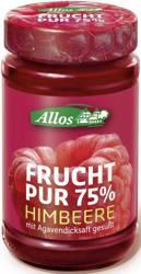 Mus malinowy (75 % owoców) BIO 250 g