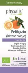 Olejek eteryczny drzewo pomarańczowe (petitgrain) BIO 10 ml