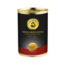 Oliwki zielone bez pestek 280 g