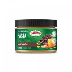 Pasta Orzechowa Miód + Kakao 300 g