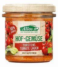 Pasta warzywna z pomidorami i porem bezglutenowa BIO 135 g