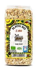 Płatki 5 zbóż BIO 300 g
