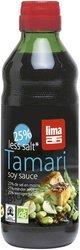 Sos sojowy tamari 25% mniej soli bezglutenowy BIO 500 ml