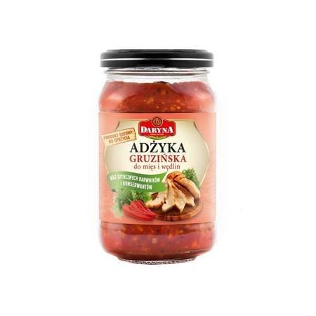 Adżyka gruzińska do mięs i wędlin 212 g