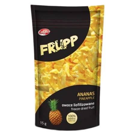 Ananas z owoców liofilizowanych 15 g