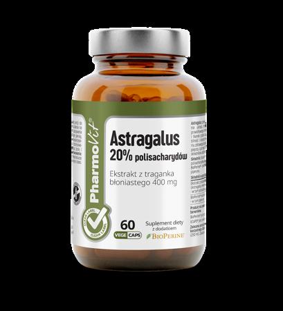 Astragalus 60 kapsułek 30,18 g  (clean label)