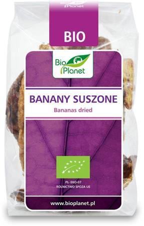 Banany suszone BIO 150 g