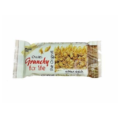 Baton Grunchy owsiany 65 g