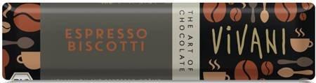 Baton espresso z herbatnikami BIO 40 g