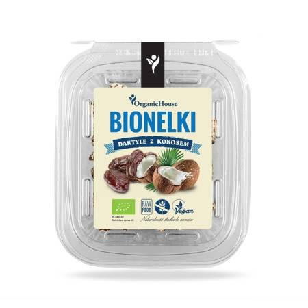 Bionelki - daktyle z kokosem BIO 80 g