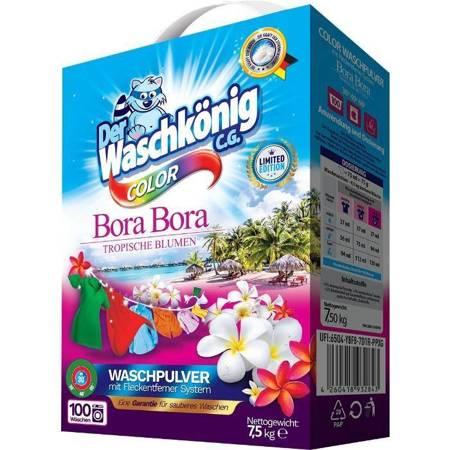 Bora Bora Color proszek do prania 7,5 kg - 100 WL-