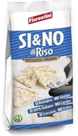 Chrupki ryżowe z solą morską bezglutenowe BIO 100 g