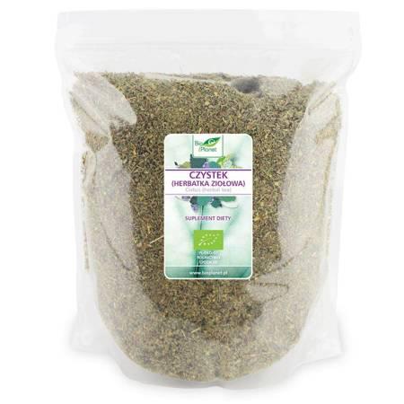 Czystek (herbatka ziołowa) BIO 1 kg