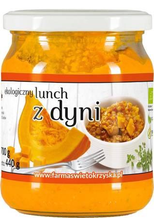 Lunch z dyni bezglutenowy BIO 440 g