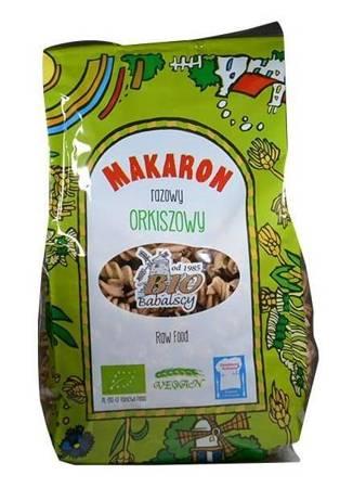 Makaron (orkiszowy razowy) świderki BIO 400 g