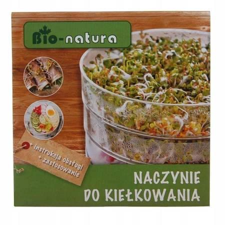 Naczynie do kiełków  (BIO natura)