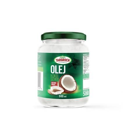 Olej Kokosowy Rafinowany 500 ml