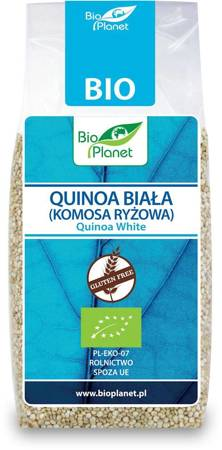 Quinoa biała (komosa ryżowa) bezglutenowa BIO 250 g