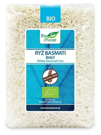 Ryż basmati biały bezglutenowy BIO 1 kg