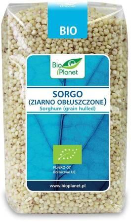 Sorgo (ziarno obłuszczone) BIO 500 g