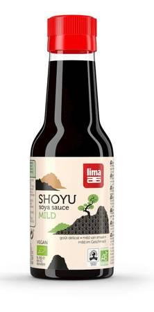 Sos sojowy shoyu łagodny BIO 145 ml