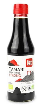 Sos sojowy tamari mocny bezglutenowy BIO 250 ml